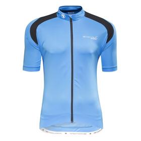 Endura Hyperon Short Sleeve Jersey Men ocean blue